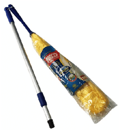 Neco Plastic Duster with Handle & Telescopic Pole
